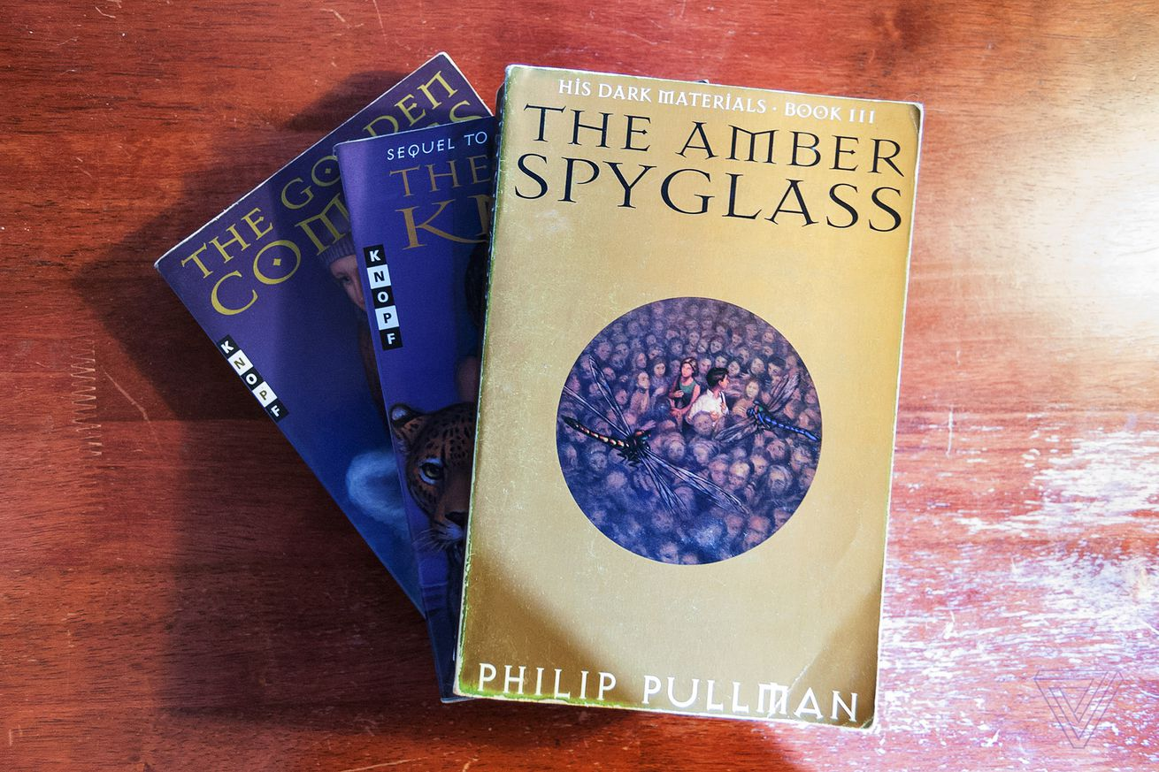 the amber spyglass by philip pullman essay